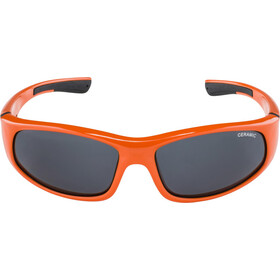 Alpina Flexxy Glasses Kids orange-black